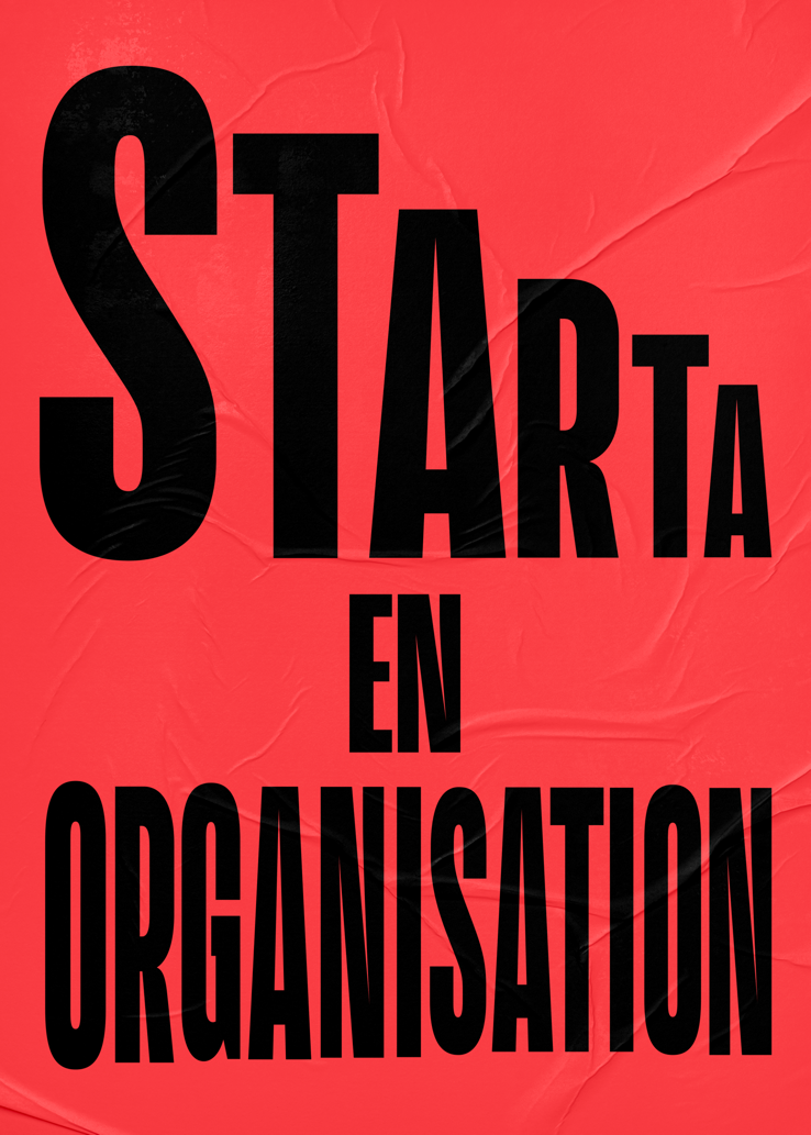 Starta en organisation